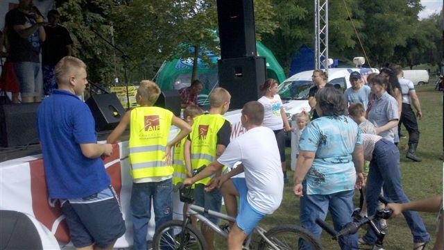AIF na Zlocie Motocyklistów