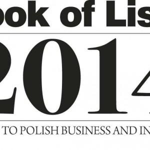 ranking Book of Lists Firm windykacyjnych