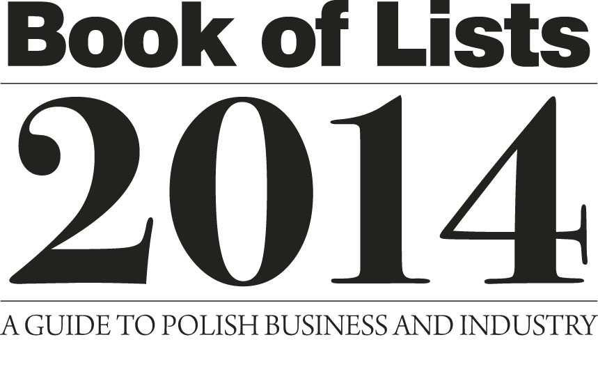 ranking Book of Lists Firm windykacyjnych