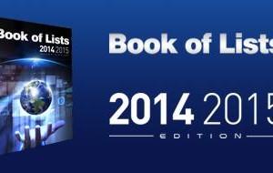 Ranking Book of Lists 2014 w kategorii Firmy windykacyjne