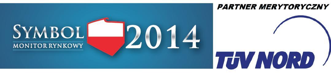 AIF KAncelaria uzyskała nominację do tytułu Symbol Partnera w Biznesie 2014