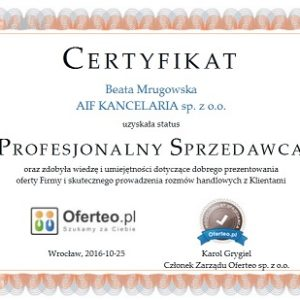 certyfikat-profesjonalny-sprzedawca-aif-kancelaria-logo